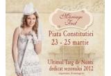 50 x invitatie dubla la Mariage Fest