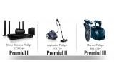1 x home cinema Philips, 1 x aspirator Philips, 1 x shaver Philips