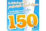 1 x voucher de 150 RON la Lidl/zi
