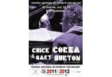 3 x invitatie dubla la concertul Chick Corea si Gary Burton