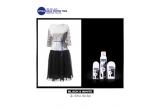 1 x rochie realizata de designerul Silvia Serban
