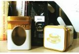 2 x set ceai Jasmin + cutie pentru ceai de la Carturesti