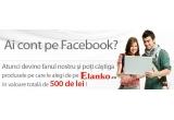 1 x produse in valoare de 500 RON de pe Elanko la alegere