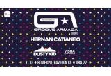 3 x sticla de Finlandia Blackcurrant + o invitatie la evenimentul de pe 31 martie cu Groove Armada, Hernan Cattaneo si Dusty Kid