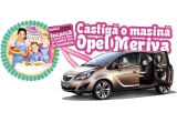 1 x autoturism Opel Meriva