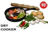 1 x tigaie Healthy Cooker - Dry Cooker (Daca dupa prima saptamana de concurs (5 aprilie) se aduna mai mult de 50 de participanti sau un concurent strange peste 50 de voturi, se suplimenteaza premiul cu inca tigai Dry Cooker)