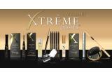 1 x Kit pentru frumusetea genelor si sprancenelor de la Xtreme Lashes, 1 x Mascara pentru  volum si lungime Xtreme Lashes Length, 1 x Demachiant special Makeup Remover Xtreme Lashes, 1 x Creion pentru ochi Glide Liner Xtreme Lashes + ascutitoare, 1 x Intaritor de gene AmplifEye Xtreme Lashes, 1 x Creion Semipermanent pentru sprancene +  pensula Xtreme Lashes