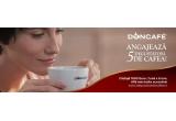 5 x job ca degustator de cafea Doncafe (1000 euro/luna), 100 x Espressor DeLonghi model BCO120