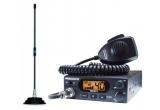 1 x pachet format dintr-o statie radio President Teddy Asc + o antena radio President Super Florida