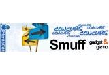 1 x bon valoric de 300 lei oferit de Smuff.ro