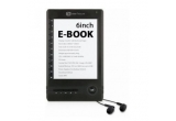 1 x eBook Reader Serioux SDB-E10, 1 x Mp4 player iRiver e150, 1 x Incarcator GP Batteries + 4 acumulatori