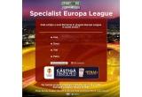 40 x bilet la finala Europa League de la Bucuresti