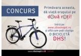 2 x bicicleta DHS