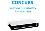 1 x router nou nout TP-Link TL-R402M