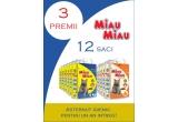 3 x premiu asternut igienic MIAU MIAU pentru un an