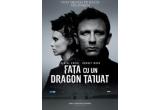 """2 x DVD-ul """"Fata cu un dragon tatuat"""""""