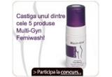 5 x produs Multi-Gyn Femiwash