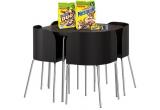 1 x masa de bucatarie pentru momentele petrecute cu cei dragi, produse Nestlé saptamanal (4 premii)