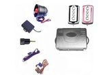 o alarma auto - cu functie de autorearmare si de bypassare a zonelor defecte, senzori de parcare - cu display digital in oglinda retrovizoare, detectare automata in marsarier, kit complet de instalare
