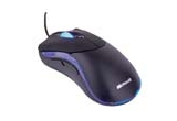 un mouse Microsoft Habu