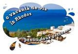 1 x vacanta de vis in Rhodos (7 nopti cazare la un hotel de minim 4* situat pe insula Rhodos +transport cu avionul pe ruta Bucuresti – Rhodos - Bucuresti + transferuri aeroport-hotel-aeroport + taxe de aeroport), 7 x sandwich-maker + bax de suc Tymbark 100% 1l (oricare sortiment), 7 x ceas desteptator + bax de suc Tymbark 100% 1l (oricare sortiment),  7 x masuta pentru mic dejun + bax de suc Tymbark 100% 1l (oricare sortiment), 7 x prajitor de paine + bax de suc Tymbark 100% 1l (oricare sortiment)
