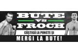 3 x bilete la meciul lui Lucian Bute vs Froch, 2 x  bilete + transport + cazare la marea partida de pe 26 mai 2012 la Nottingham