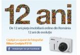 1 x aparat de fotografiat Nikon Coolpix P310