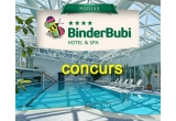 1 x sejur de 2 nopti pentru 2 persoane cu pensiune completa la Hotel BinderBubi din Mediasi