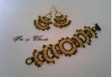 1 x set de bijuterii unicat personalizate dupa ținuta sau infațișarea ta