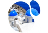 200 x  o pereche de cercei cu cristale Swarovski, 1 x sejur in Santorini, Grecia