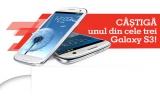3 x smartphone SAMSUNG Galaxy S3