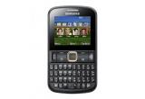 1 x Telefon mobil Samsung E2222 Dual Sim, Black Qwerty