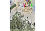 2 x weekend la Berlin pentru 2 persoane, 4 x geamantan de cabina Lufhansa, 10 x umbrela Lufhansa