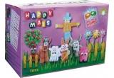 3 x jucarie ecologica Happymais pentru copilul tau