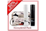 1 x pachet promotional Honey&Oat Pack oferit de Luxbeauty.ro