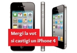 1 x un Apple iPhone 4 8GB Black