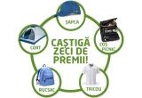 """1 x Geanta Picnic si Gratar """"2in1"""", 1 x Cort Iglu """"Monodome"""" pentru 2 persoane, 1 x rucsac branding Dacia Duster, 10 x tricou personalizat cu semnatura Dacia Eco2"""