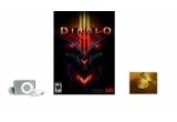 1 x noul joc Diablo 3, 1 x mp3 de 2 GB stilul ipod shuffle, 1 x 2 monede cu sigla Euro 2012 din Ucraina
