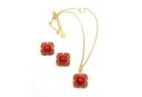 5 x set de bijuterii cu sticla de Murano