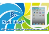 8 x iPad cu Wi-Fi Cellular 32GB alb, 6 x tableta grafica Wacom Bamboo Fun