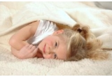 1 x o saltea ortopedica pentru copilul tau + o oita dormelina