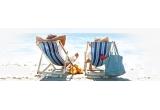 10 x weekend in 2 la Marea Neagra, 300 x Kit pentru vara si vacanta, 3000 x minge de plaja personalizata Himalaya