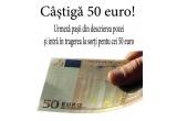 1 x 50 euro