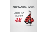 10 x voucher H&M in valoare de 130 RON