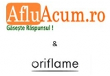 30 de premii constand in produse cosmetice Oriflame si produse promotionale AfluAcum.ro<br type=&quot;_moz&quot; />