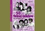 """o carte """"50 de femei celebre ale secolului al XX-lea"""", autor Roselyne Febre, editura Pro Editura, un dvd """"Oina - jocul care ne uneste"""""""