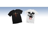 2 x tricou Diablo 3 sau Assassin's Creed: Brotherhood