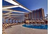 1 x voucher pentru un weekend la Hotel Vega 5* in stațiunea Mamaia, 3 x bomboniera  cu specialitati Raffaello