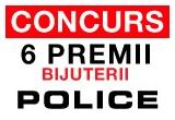 6 x premiu constand in bijuterii POLICE