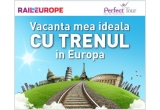 1 x un InterRail Global Pass pentru doua persoane in valoare de 2000 euro